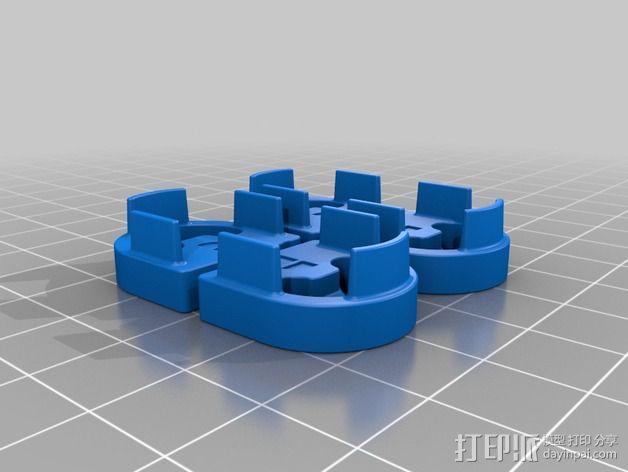 Wingjoiner 飞机零部件 3D模型  图7