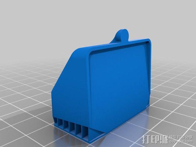 迷你驾驶舱 3D模型  图6