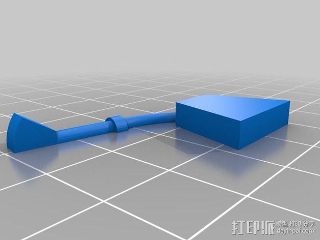 迷你驾驶舱 3D模型  图8