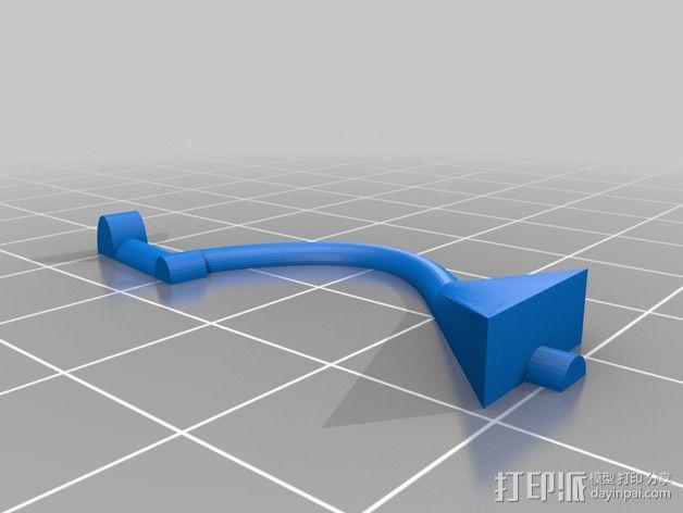 迷你驾驶舱 3D模型  图12