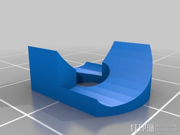 螺旋桨 3D模型  图3