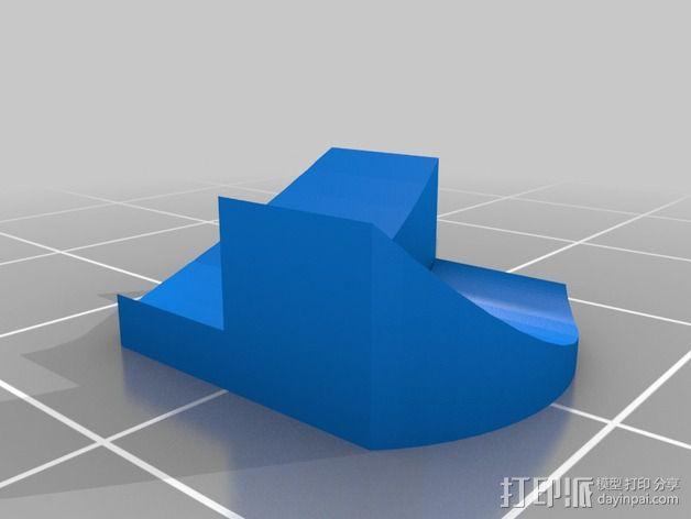 螺旋桨 3D模型  图6