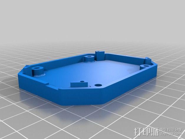 飞行控制器外壳 3D模型  图3