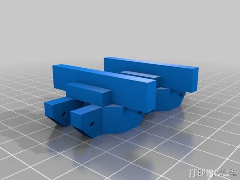 履带 3D模型  图5