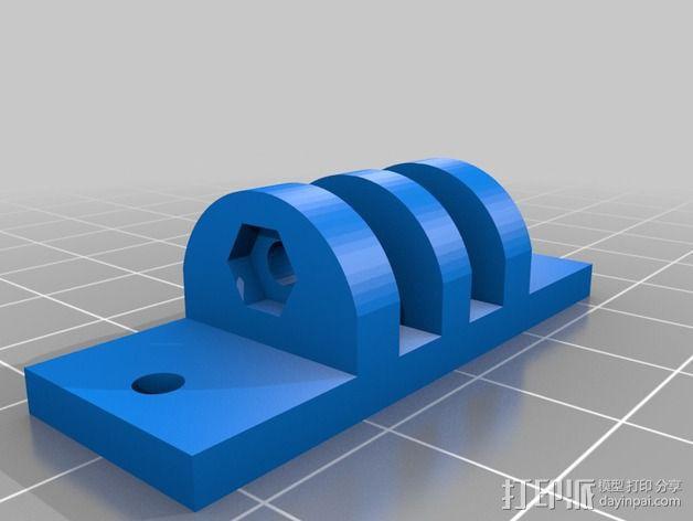 相机支架 3D模型  图7