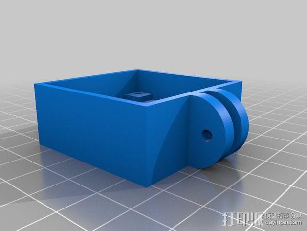 相机支架 3D模型  图9