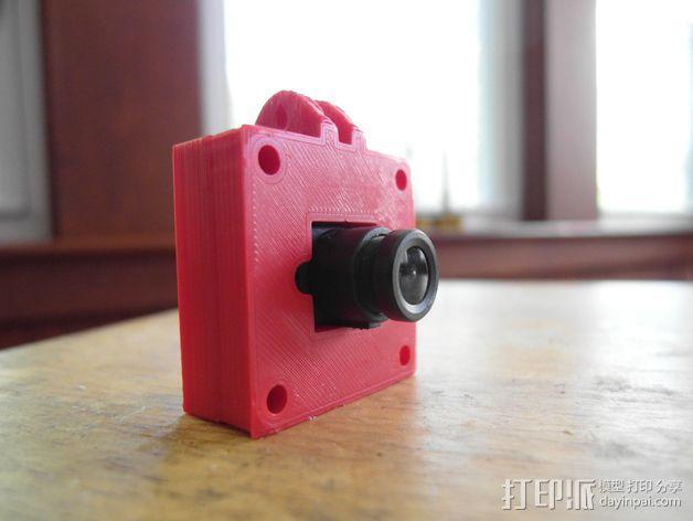 相机支架 3D模型  图10