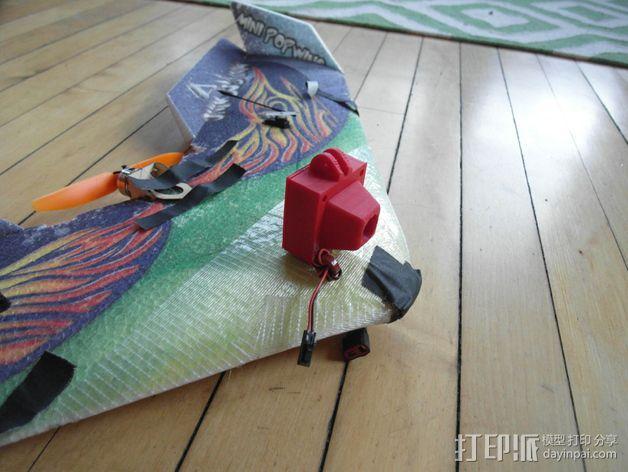 相机支架 3D模型  图15