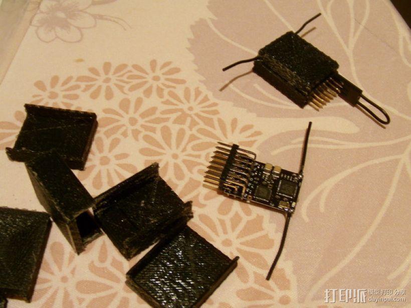 LemonRX 6电路板小盒 3D模型  图2