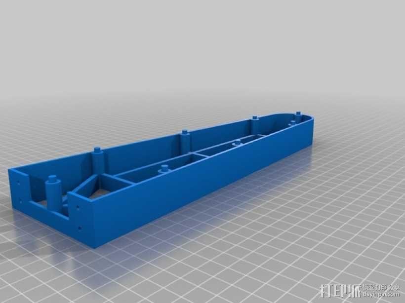 MIDI控制器 3D模型  图6