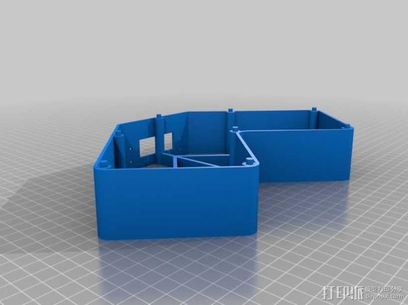 MIDI控制器 3D模型  图5