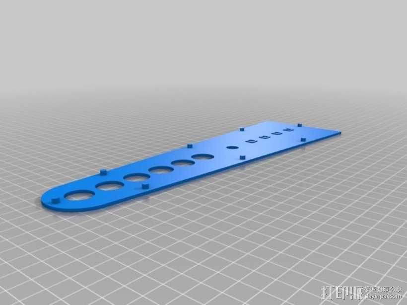 MIDI控制器 3D模型  图8