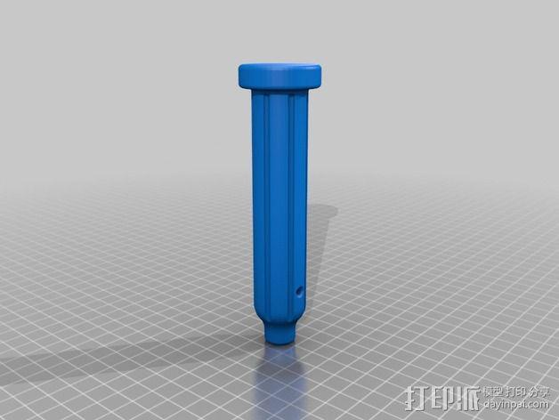吼板 3D模型  图4