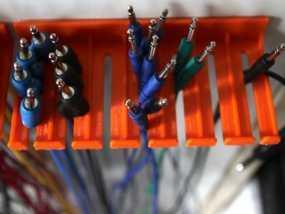 电缆支架 3D模型