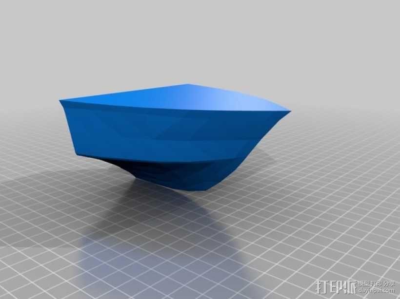 PT109船体  3D模型  图4