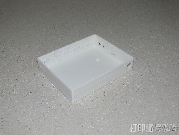 UDOO电路板外壳 3D模型  图8