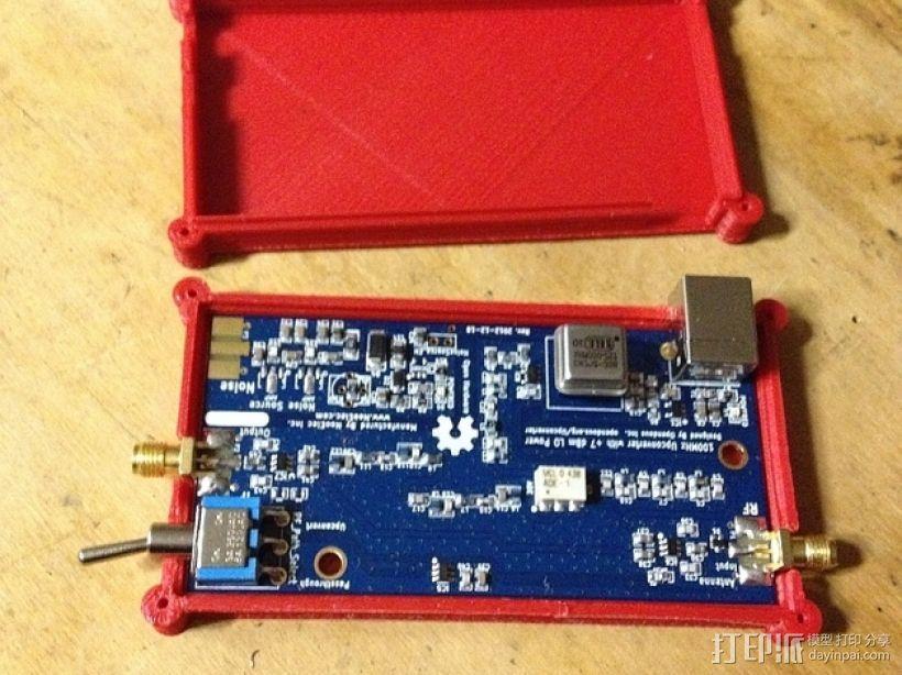 电路板保护盒 3D模型  图5