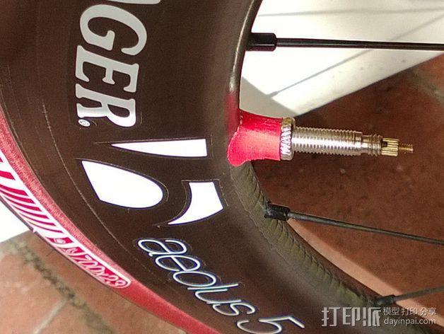 自行车轮胎稳压器 3D模型  图2