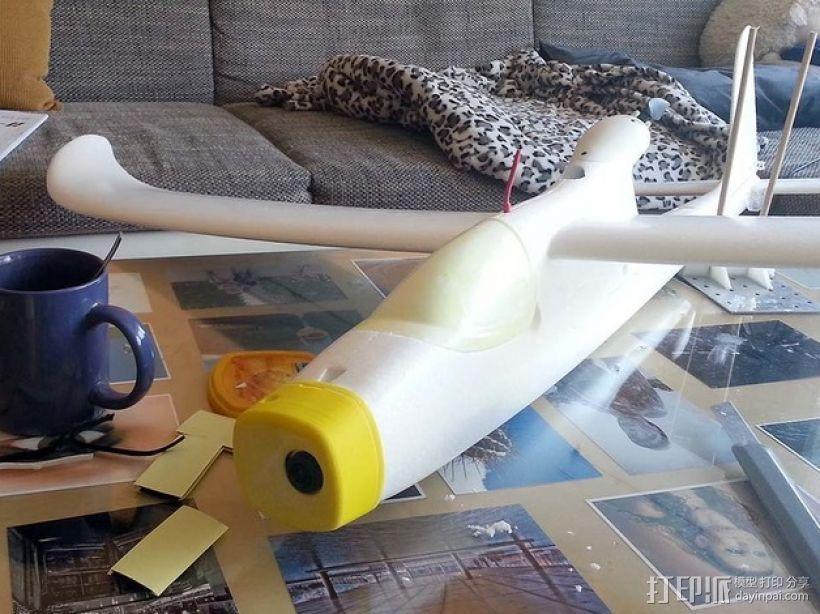 GoPro Hero 2相机固定器 3D模型  图11
