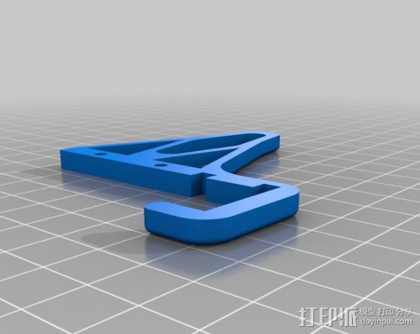 坦克车手机架  3D模型  图8