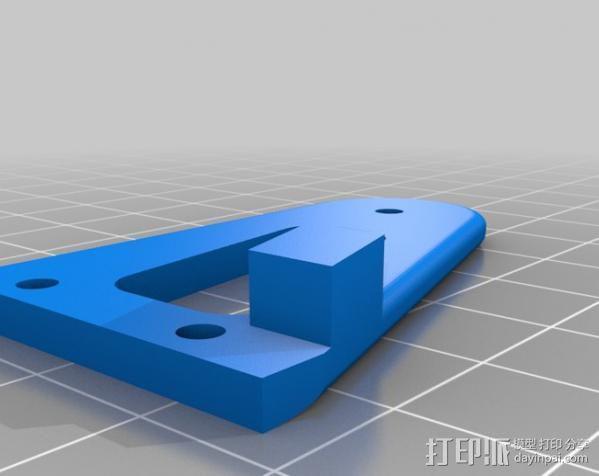 坦克车手机架  3D模型  图9