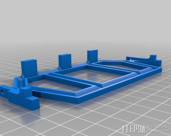 坦克车手机架  3D模型  图18