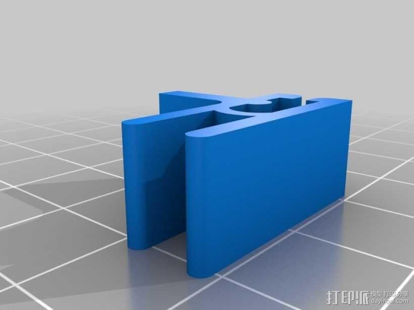 坦克车手机架  3D模型  图20