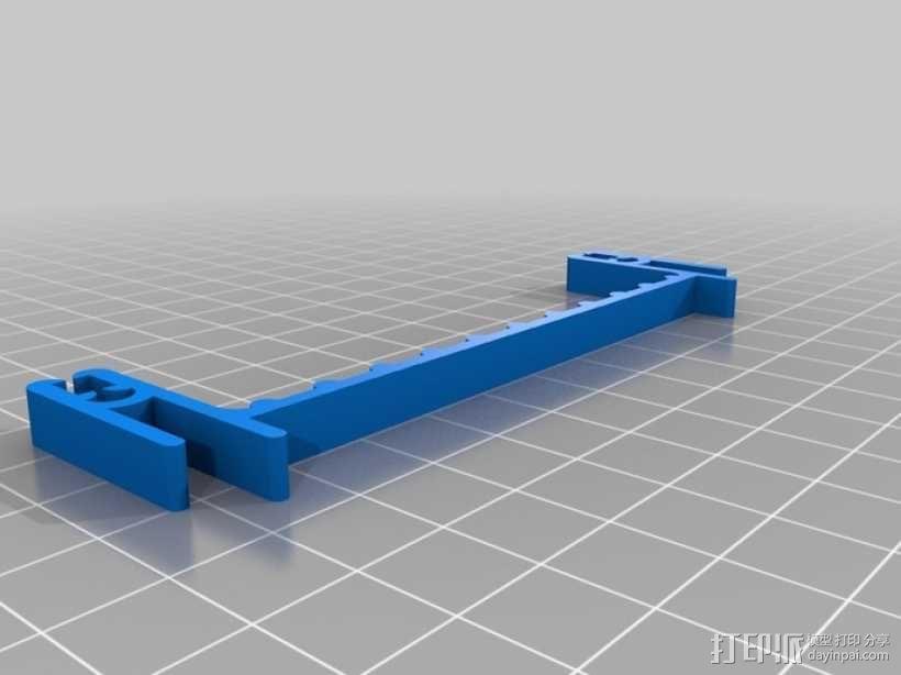坦克车手机架  3D模型  图22