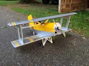 飞机起落架 3D模型