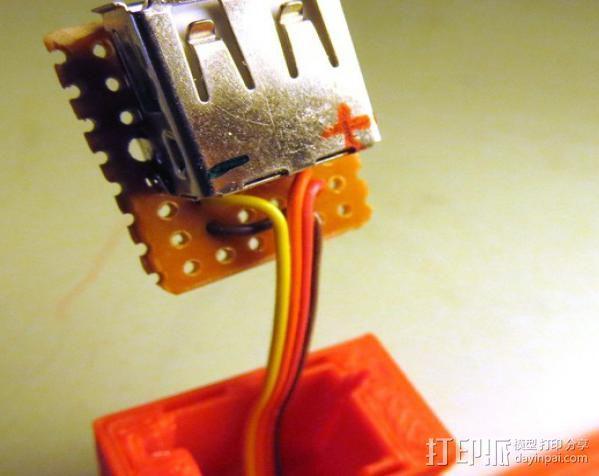 便携式太阳能电池板 3D模型  图14