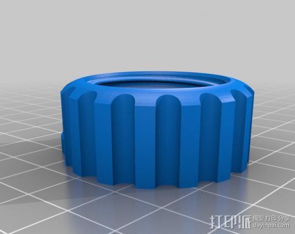 液力耦合器 3D模型  图19