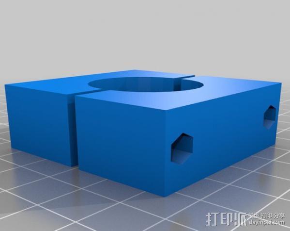 三星Galaxy Note 2手机套 3D模型  图3