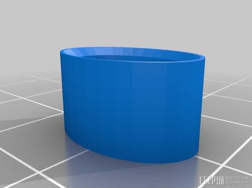 SMD储存环 3D模型  图2