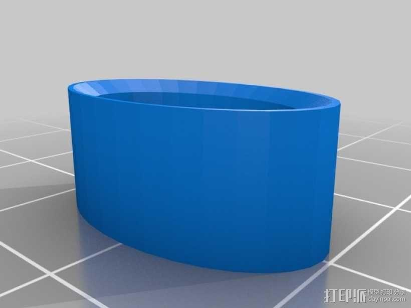 SMD储存环 3D模型  图3