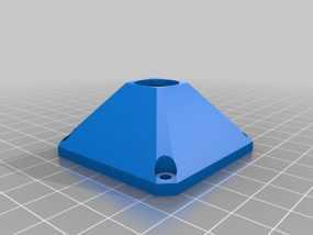 索尼相机保护罩 3D模型