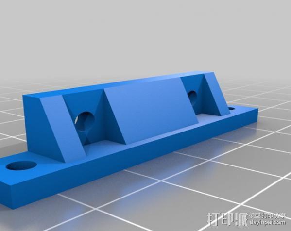 索尼相机保护罩 3D模型  图3