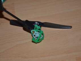 旋翼飞行器 3D模型