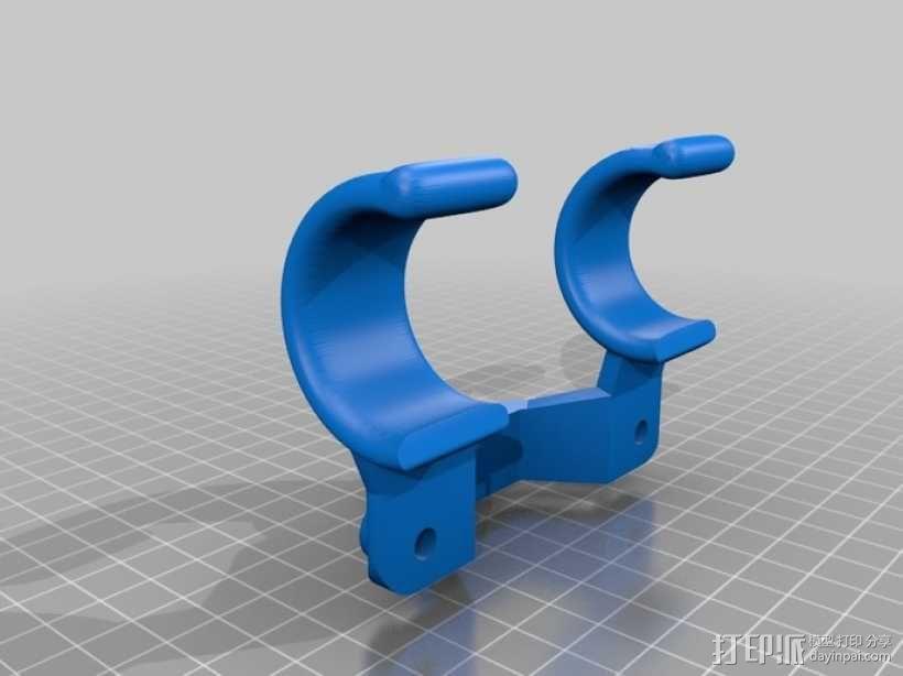 GoPro相机底座 3D模型  图5