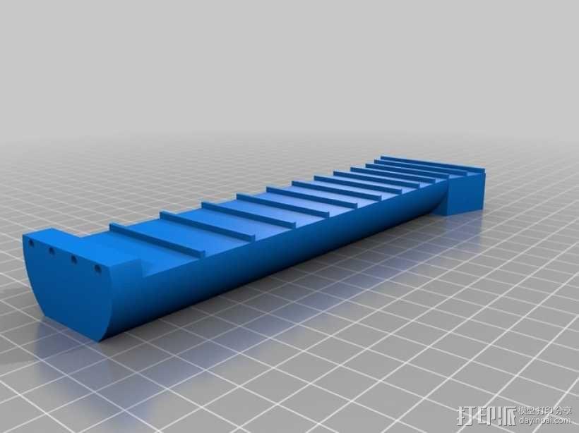乌克丽丽 3D模型  图3
