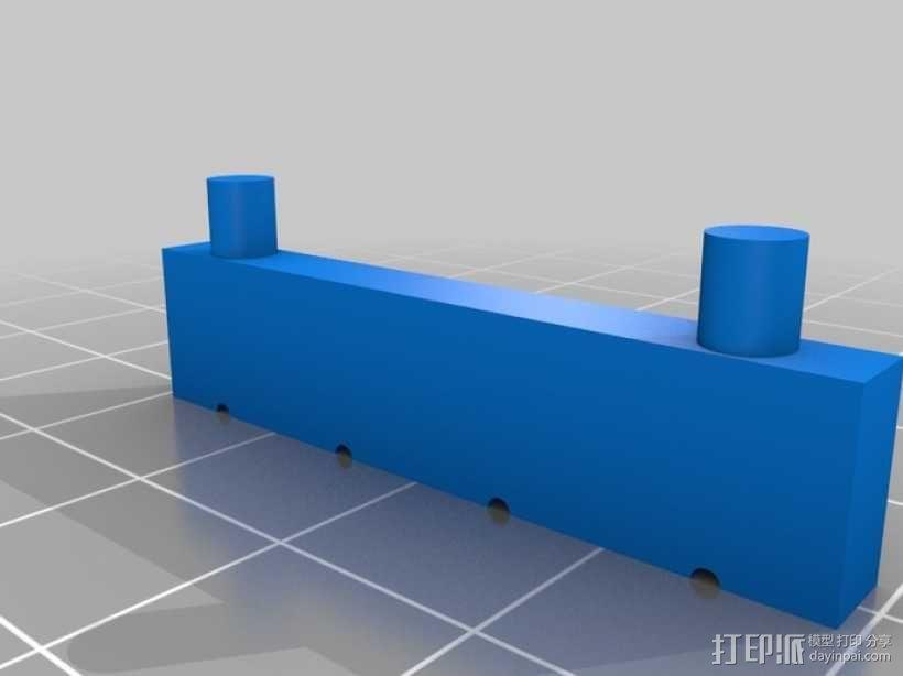 乌克丽丽 3D模型  图5