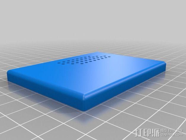 Arduino Uno——不需要螺丝 3D模型  图3