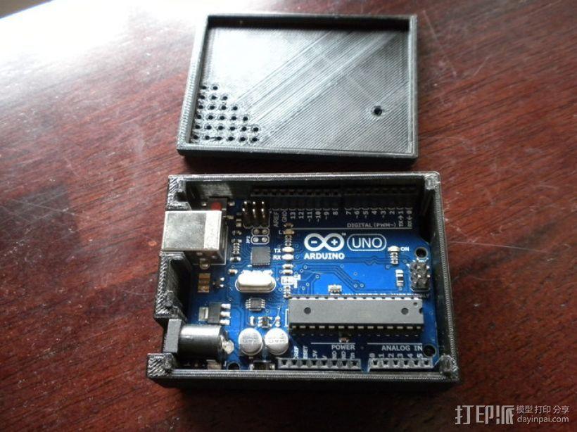 Arduino Uno——不需要螺丝 3D模型  图6