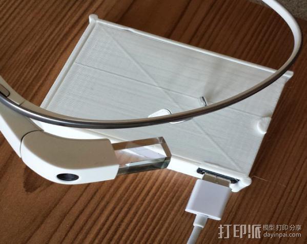 用两节AA电池做出你自己的1A+5V USB充电器 3D模型  图5