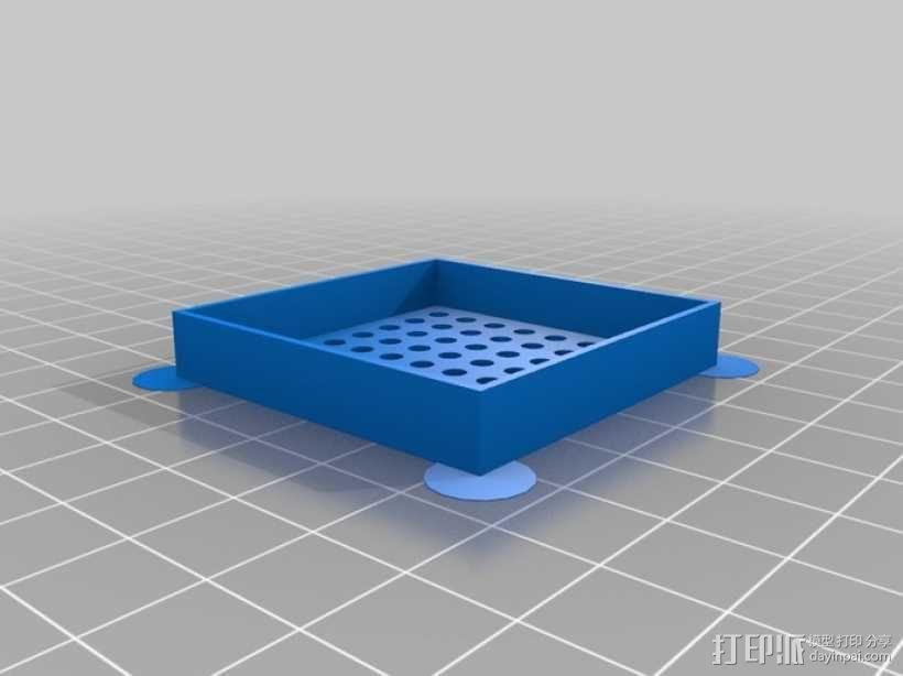 LED参数 3D模型  图1