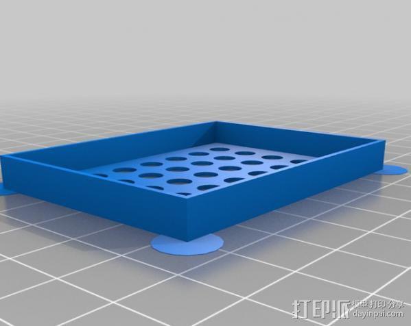 LED参数 3D模型  图2