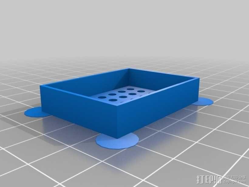 LED参数 3D模型  图4