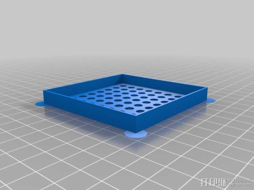 LED参数 3D模型  图3