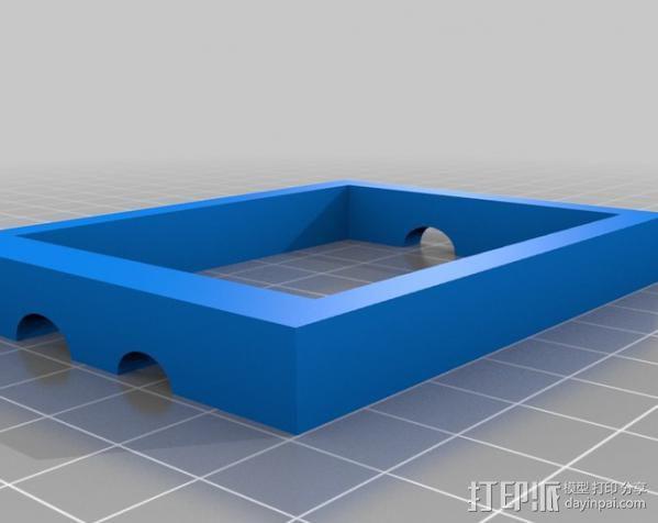 双螺杆增压器工具 3D模型  图5