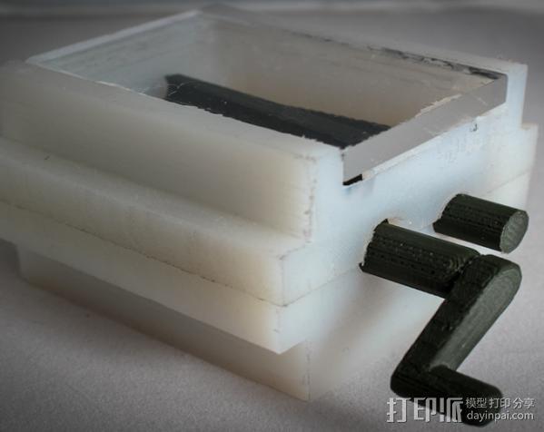 双螺杆增压器工具 3D模型  图9