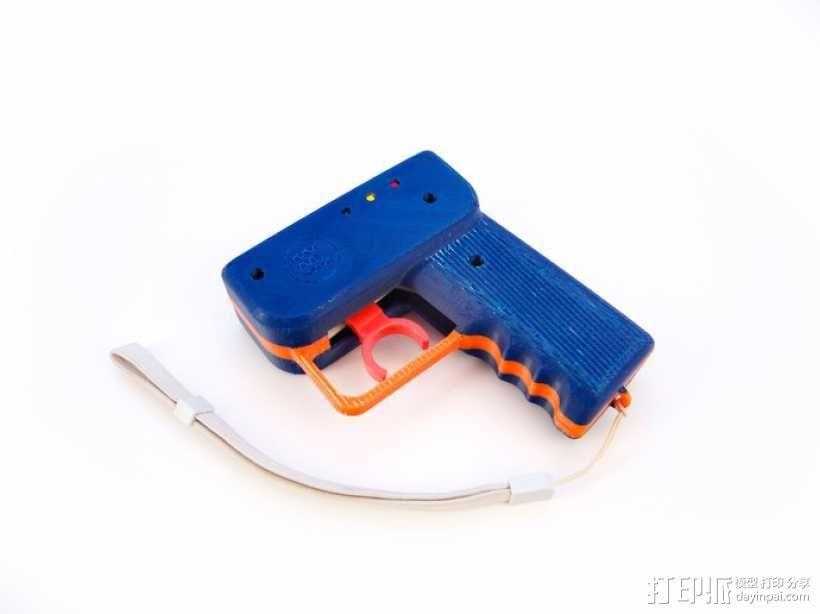 改装后的冲浪板牵引器 3D模型  图2